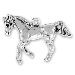 Galloping Horse Charm Image