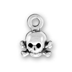 Small Skull Charm Image