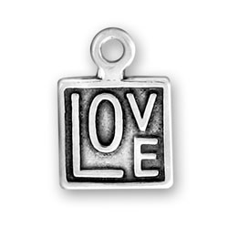 Square Love Charm Image