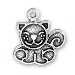 Cute Cat Charm Image