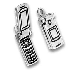 Flip Phone Charm Image