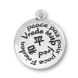 Peace In Many Languages Image