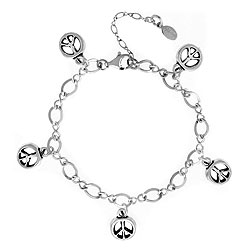 Peace Bracelet Image