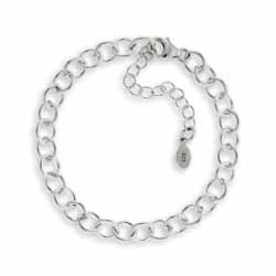 54mm Cable Chain Bracelet With Clasp Image