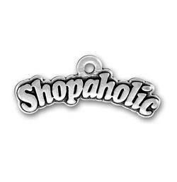 Shopaholic Charm Image