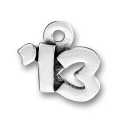 Year 13 Charm Image