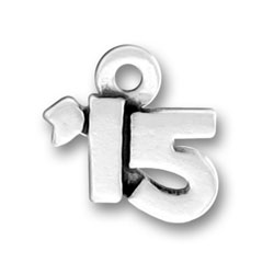 Year 15 Charm Image