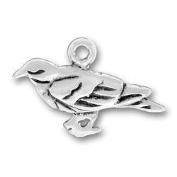 Raven Charm Image