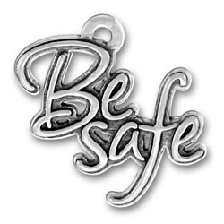 Be Safe Charm Image