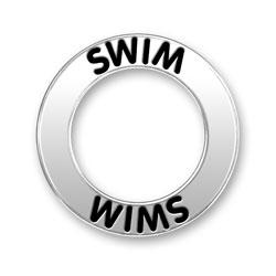 Swim Message Ring Image