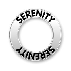 Serenity Message Ring Image