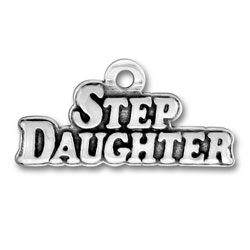 Step Daughter Charm Image