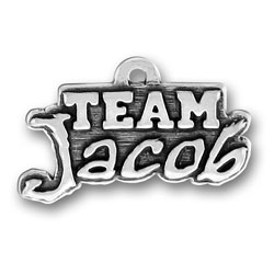 Team Jacob Charm Image