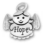 Hope Angel Charm Image