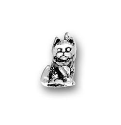 Tiny Kitten Charm Image