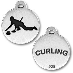 Curling Charm Image