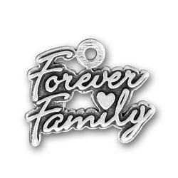 Forever Family Charm Image