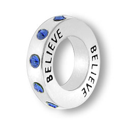 September Believe Affirmation Ring Image