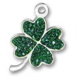 Green Clover Charm Image