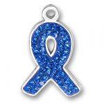 Blue Ribbon Charm Image