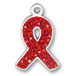Red Ribbon Charm Image