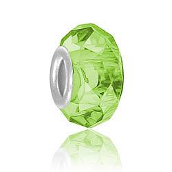 Peridot Glass Bead Image