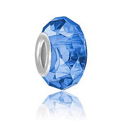 Sapphire Glass Bead Image