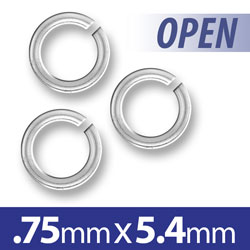 54mm Open Jump Ring Image