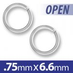 66mm Open Jump Ring Image