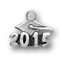 Graduation Charm 2015 Image