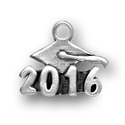 Graduation Charm 2016 Image