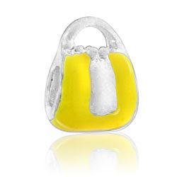 Yellow Purse Bead Image