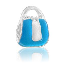 Turquoise Purse Bead Image