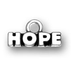 Pewter Hope Charm Image