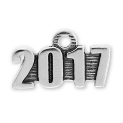 Year 2017 Charm Image