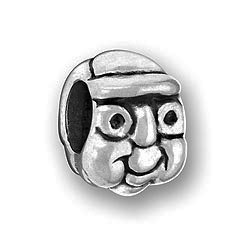 Pewter Luv Link Boy With Cap Image