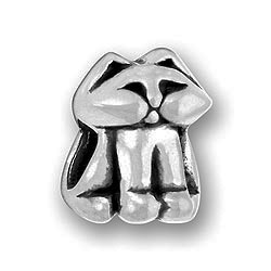 Pewter Luv Link Cat Image