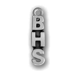 Pewter Bhs Charm Image