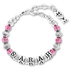 Mother's Charm Bracelet Style 1