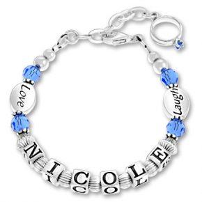 Mother's Charm Bracelet Style 2