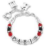 Mother's Charm Sorority Bracelet