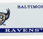 Custom Engraved Baltimore Ravens Key Tag Image