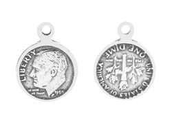 Silver Roosevelt Dime 1946 1964 Image
