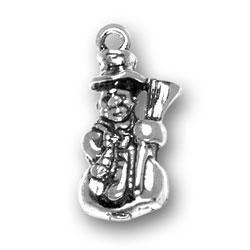 Snowman Charm Image