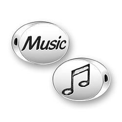 Music Message Bead Image