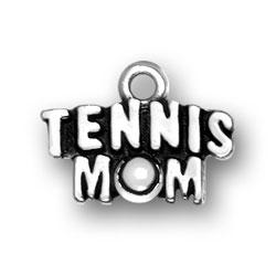 Tennis Mom Charm Image
