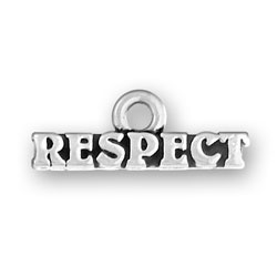 Respect Charm Image