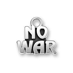 No War Charm Image