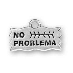 No Problema Charm Image