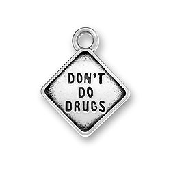 Dont Do Drugs Charm Image